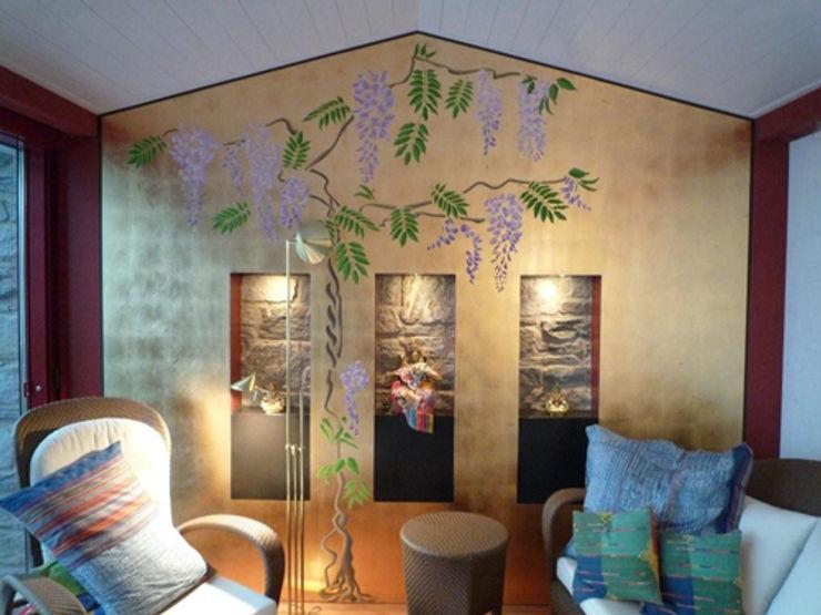 ab-design GmbH Mediterranean style walls & floors