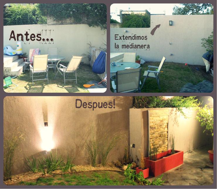 LAS MARIAS casa & jardin Modern Walls and Floors