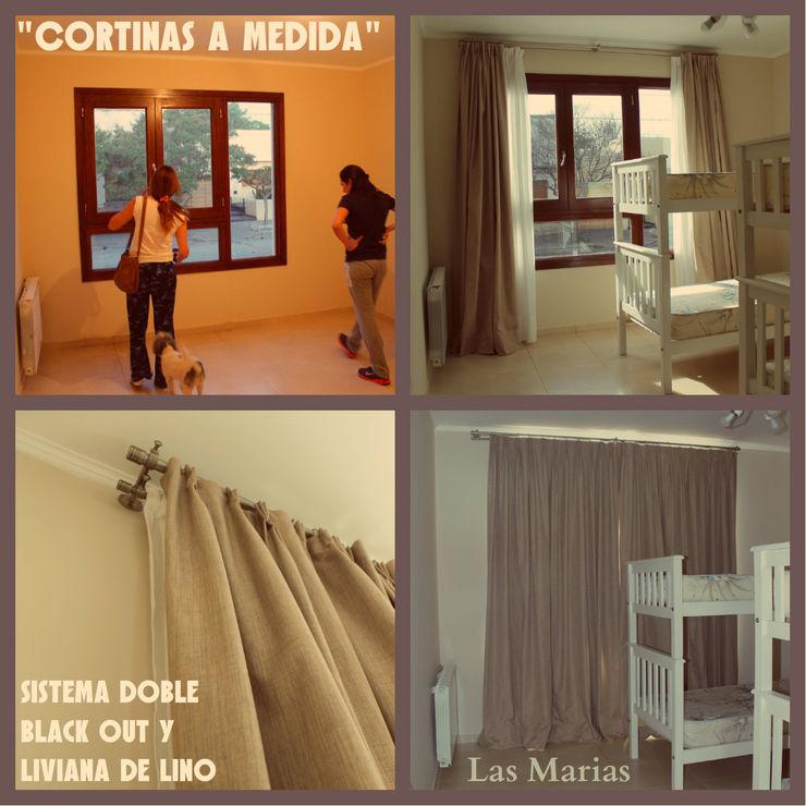LAS MARIAS casa & jardin Modern Bedroom