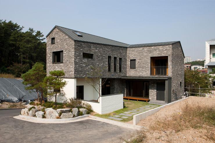 리슈건축 Casas modernas