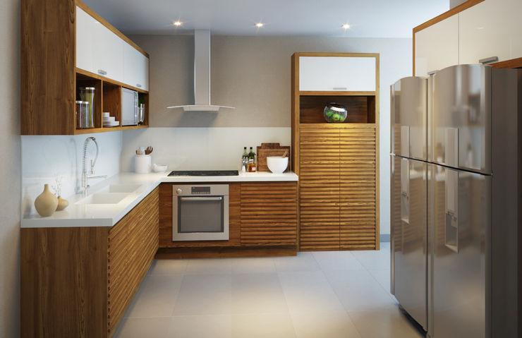 Depois - Cozinha Adriana Leal Interiores