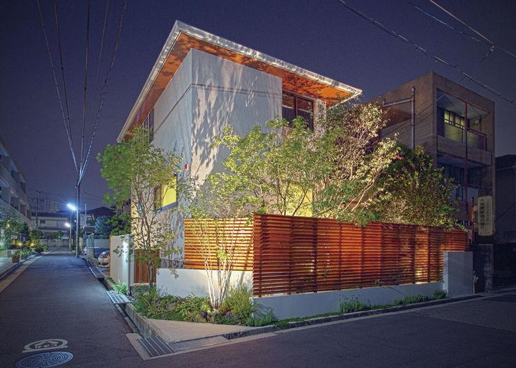 WA-SO design -有限会社 和想- Eclectic style gardens