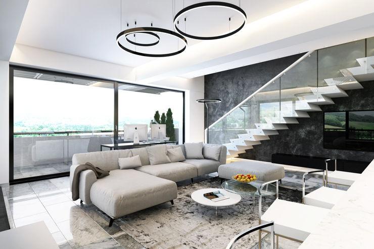 BURO'82 Modern living room