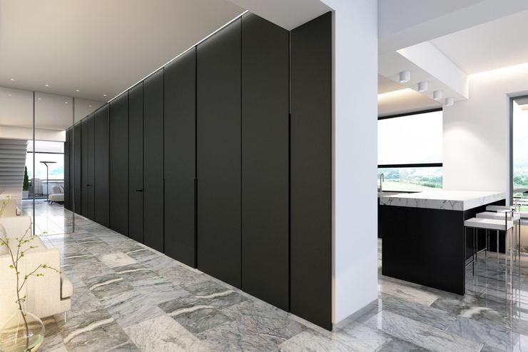 BURO'82 Modern dressing room