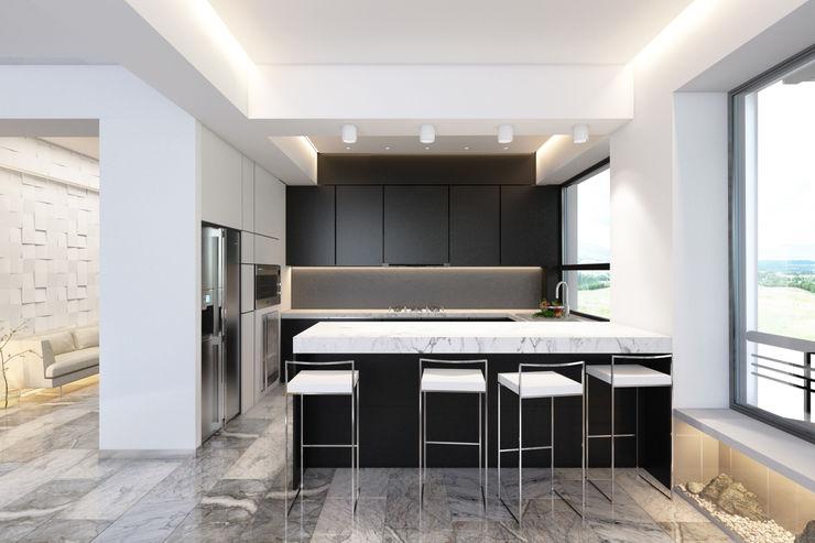 BURO'82 Modern kitchen
