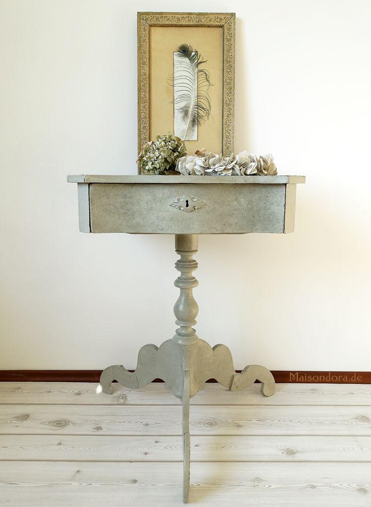 Maisondora Vintage Living Living roomSide tables & trays Wood Green