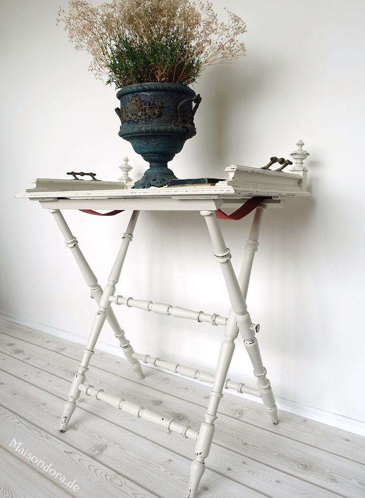 Maisondora Vintage Living KitchenTables & chairs Wood Beige