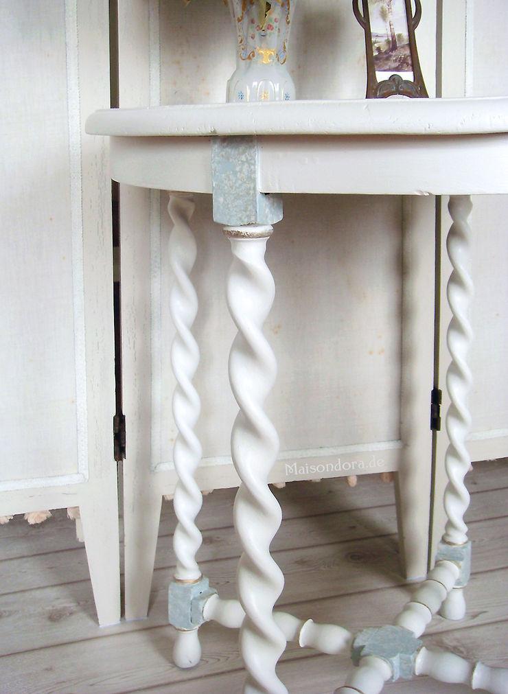 Maisondora Vintage Living KitchenTables & chairs Wood White