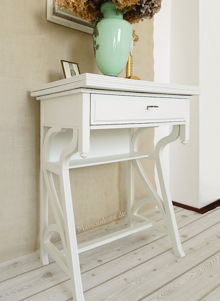 Maisondora Vintage Living BedroomDressing tables Wood White