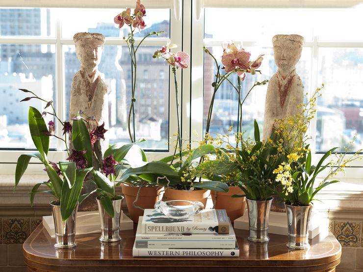 Antonio Martins Interior Design Inc Classic style conservatory