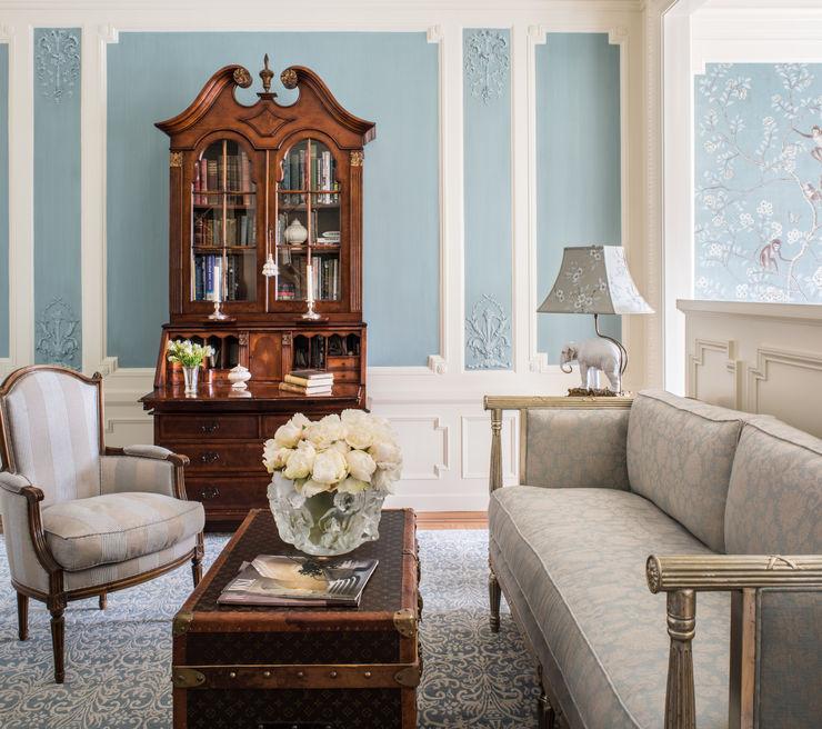 Antonio Martins Interior Design Inc Classic style bedroom
