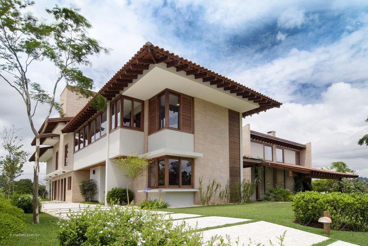 Casa em Itu Mellani Fotografias Casas de estilo moderno
