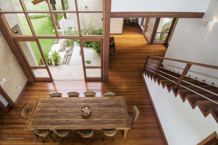 Casa em Itu Mellani Fotografias Moderne Esszimmer
