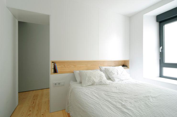 Reforma vivienda Garmendia Cordero arquitectos Dormitorios de estilo moderno