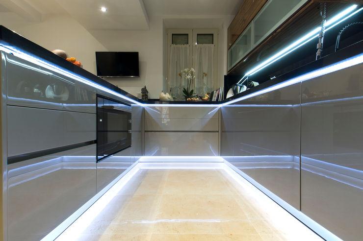 LUSIARTE Modern style kitchen