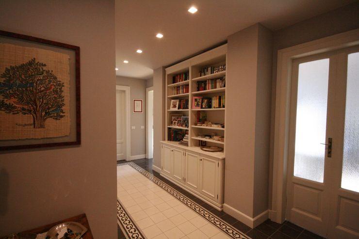 studiodonizelli Couloir, entrée, escaliers modernes