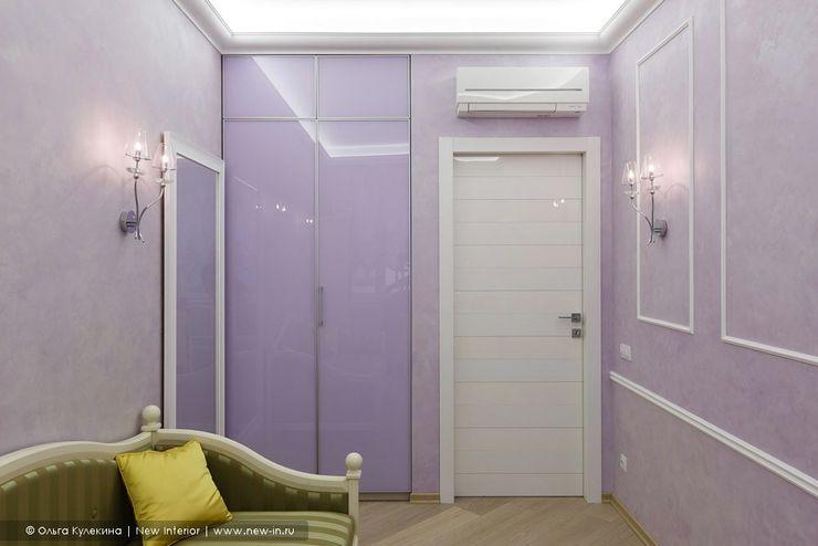 Квартира с террасой «Черное золото» Ольга Кулекина - New Interior Детская комнатa в классическом стиле