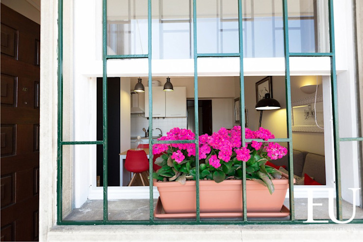 TRAÇO 8 INTERIORES Country style windows & doors