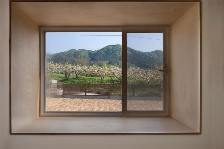 homify Cửa sổ & cửa ra vào phong cách hiện đại