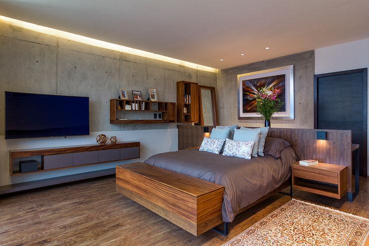 BURO ARQUITECTURA Moderne Schlafzimmer
