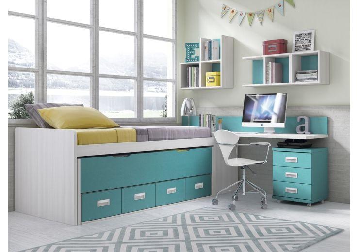 Muebles Orgón Habitaciones para niños de estilo moderno