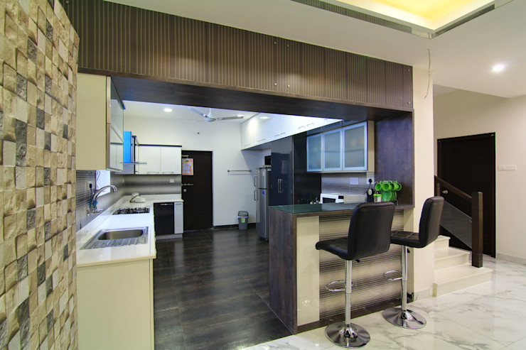 KREATIVE HOUSE Cocinas de estilo clásico