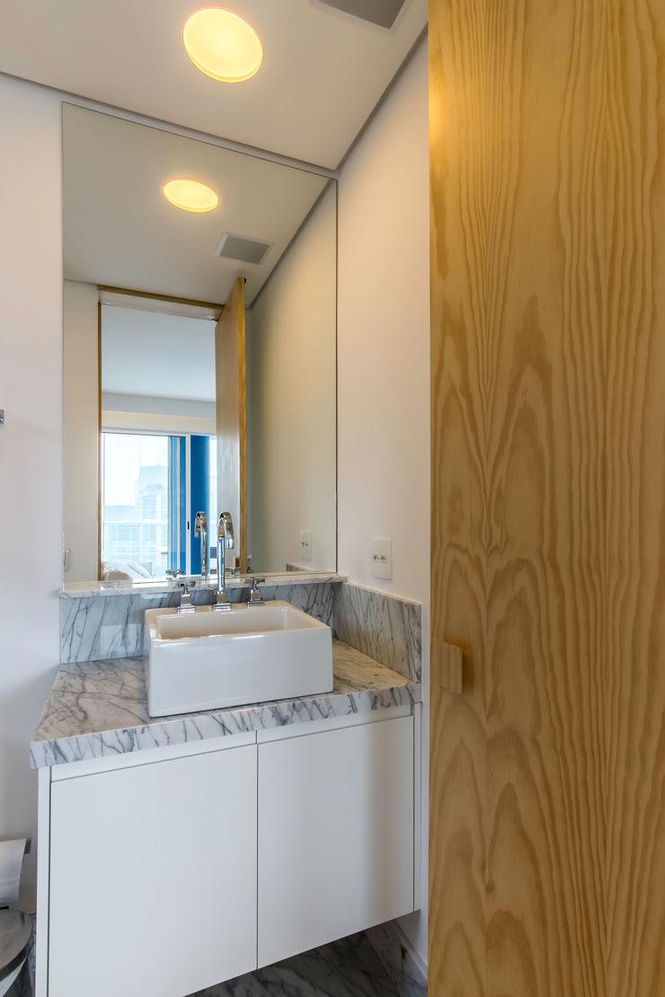 Casa100 Arquitetura Ванна кімната