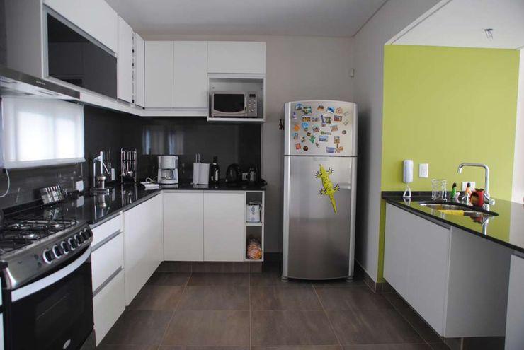 Bonomo&Crespo Arquitectura Cocinas eclécticas