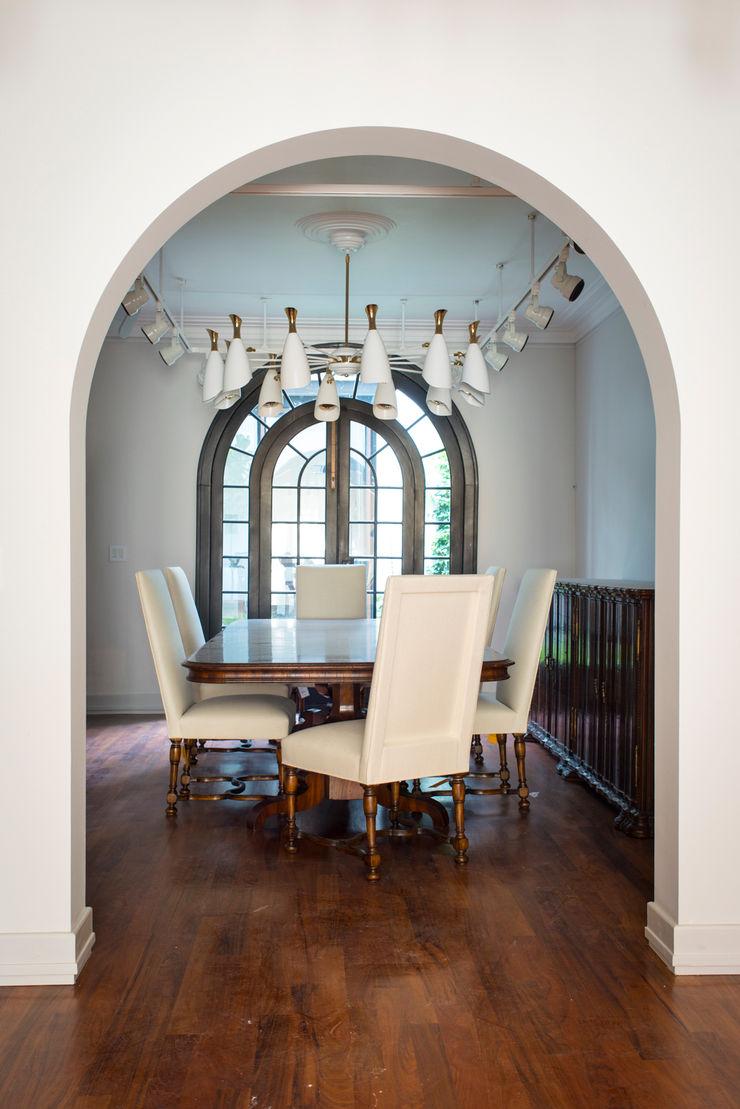 TW/A Architectural Group Sala da pranzo moderna