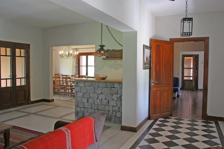 Aulet & Yaregui Arquitectos Вітальня