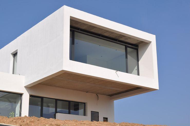Escala Absoluta Minimalistische Häuser Weiß