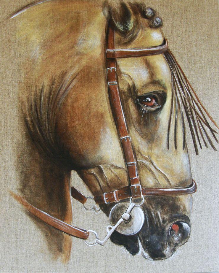 Odile Laresche Artiste Peintre Animalier ArteObjetos artísticos