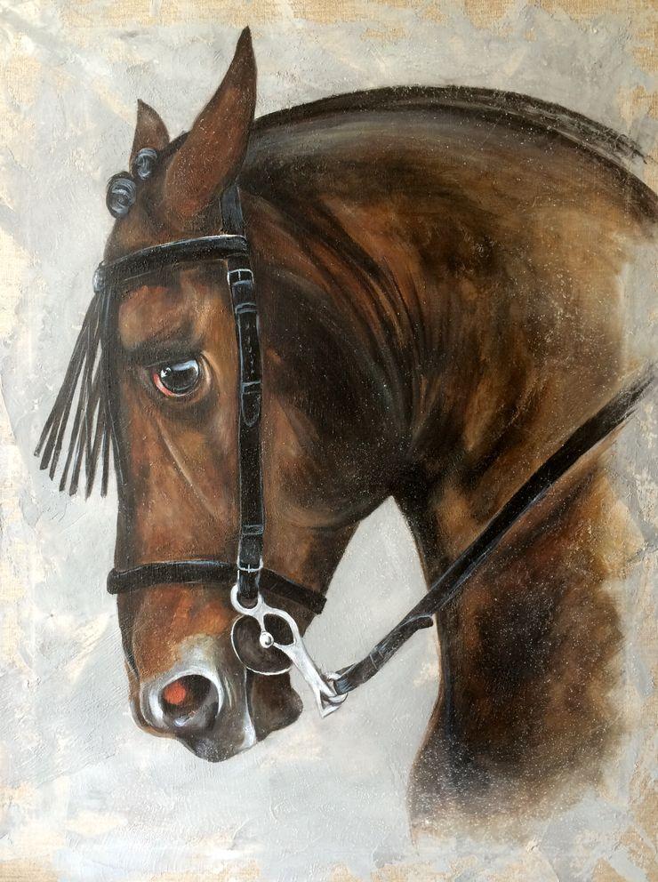 Odile Laresche Artiste Peintre Animalier SalonesAccesorios y decoración