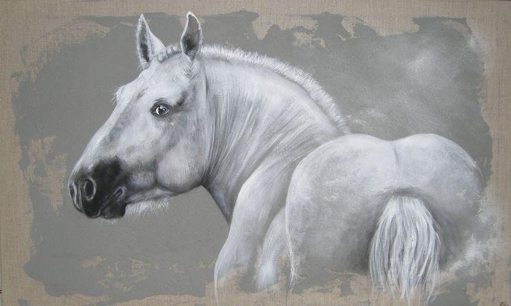 Odile Laresche Artiste Peintre Animalier ComedorAccesorios y decoración