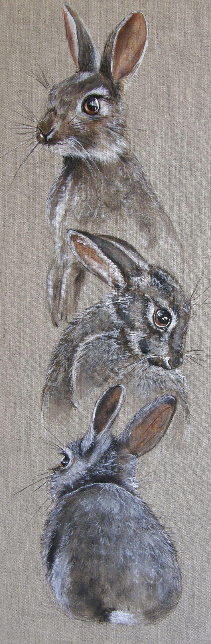 Odile Laresche Artiste Peintre Animalier CasaAccessori & Decorazioni