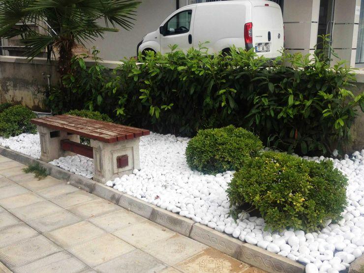 konseptDE Peyzaj Fidancılık Tic. Ltd. Şti. Edificios de oficinas de estilo moderno
