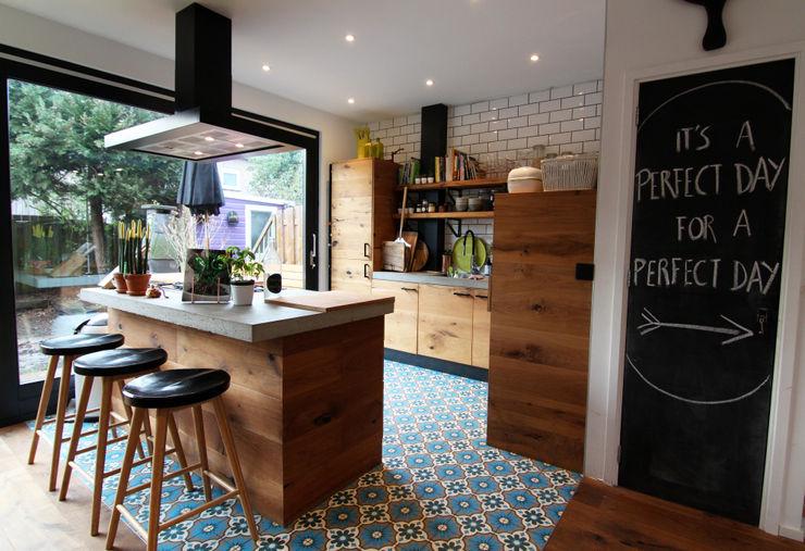 Diego Alonso designs Modern kitchen