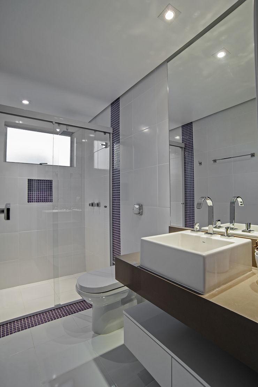 Studio Boscardin.Corsi Arquitetura Ванная комната в стиле модерн