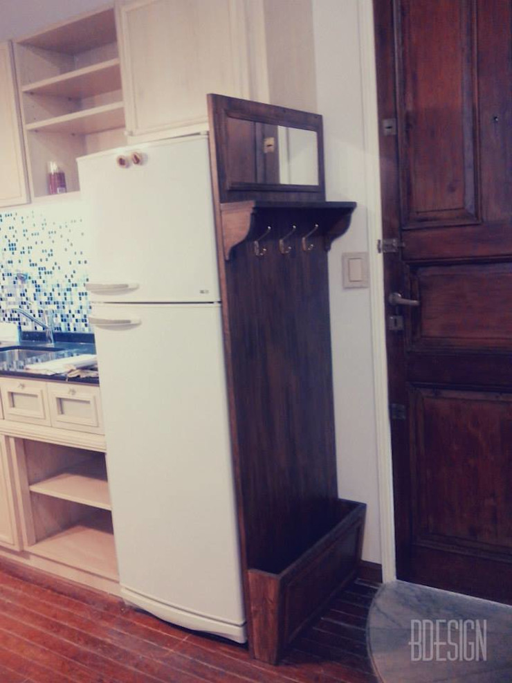 Estudio BDesign Industrial style kitchen