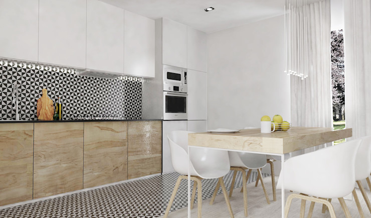 FOORMA Modern kitchen