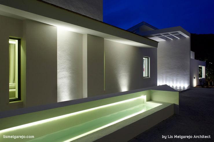 Lis Melgarejo Arquitectura Дома в стиле модерн