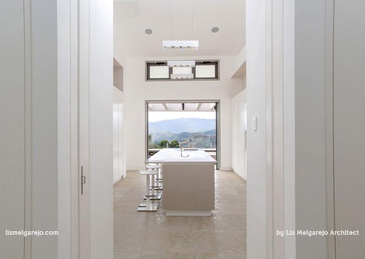 Lis Melgarejo Arquitectura Кухня в стиле модерн