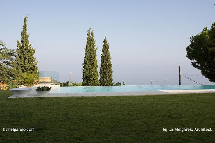 Lis Melgarejo Arquitectura Бассейн в стиле модерн