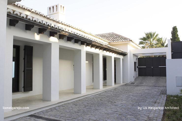 Lis Melgarejo Arquitectura Гараж в стиле модерн
