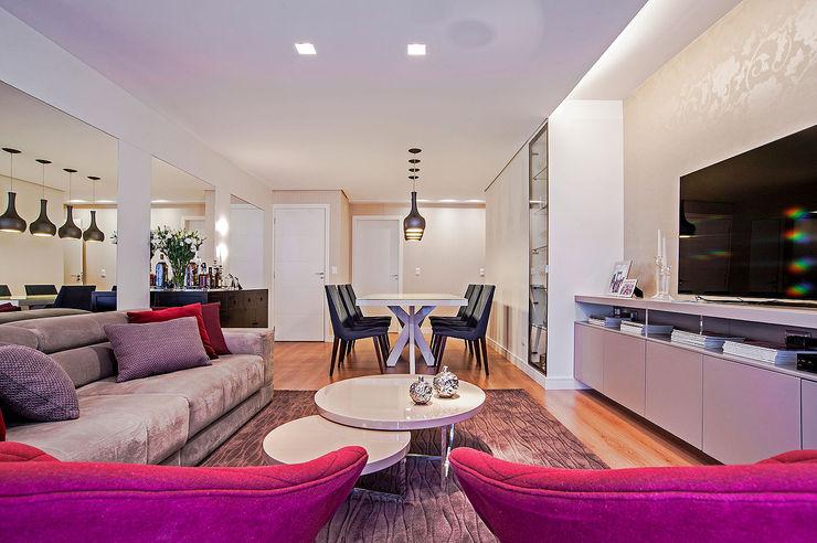 Studio Boscardin.Corsi Arquitetura Modern living room