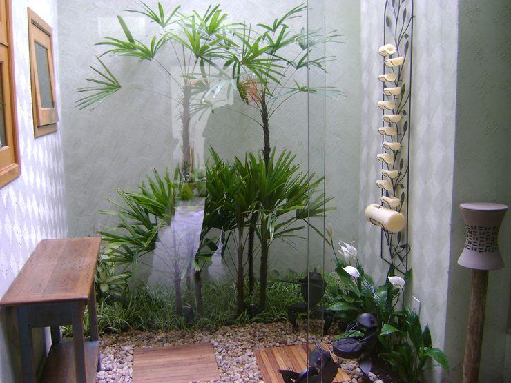 MC3 Arquitetura . Paisagismo . Interiores Зимний сад в средиземноморском стиле