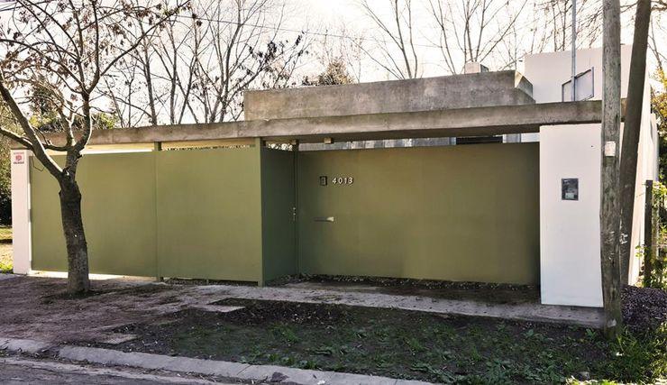 Casa Habiaga-Morel punto2 Casas modernas: Ideas, imágenes y decoración