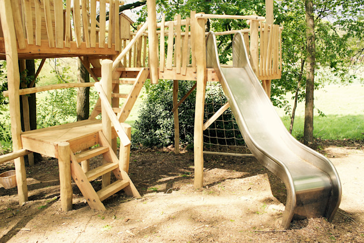 Hamer en Hark Garden Swings & play sets