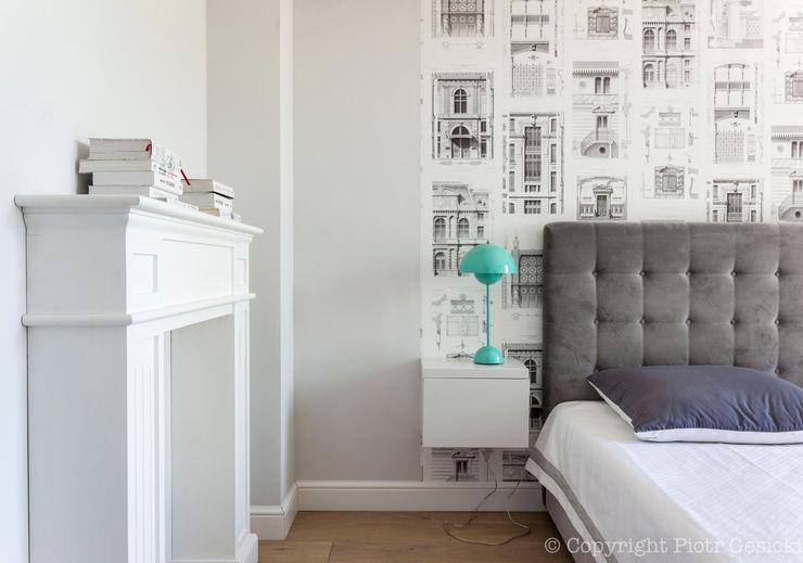 Loft Factory Eclectic style bedroom