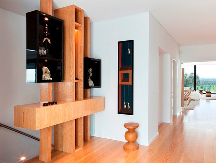 Artica by CSS Modern Corridor, Hallway and Staircase